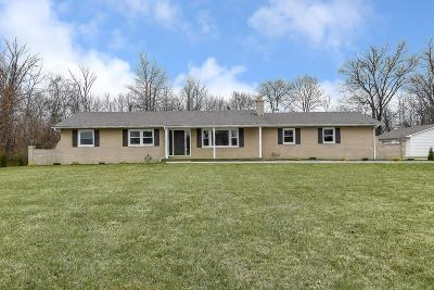 Pickerington Single Family Home For Sale: 200 Diley Road