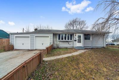 Columbus Single Family Home For Sale: 1131 Country Club Road