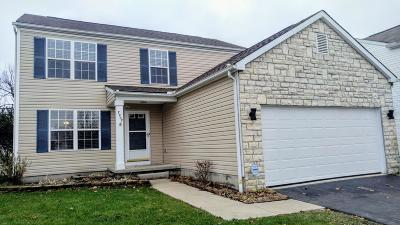 Blacklick Single Family Home For Sale: 7937 Chapel Stone Road