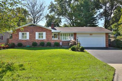 Franklin County, Delaware County, Fairfield County, Hocking County, Licking County, Madison County, Morrow County, Perry County, Pickaway County, Union County Single Family Home For Sale: 457 Pittsfield Drive