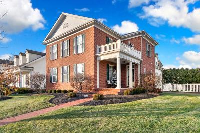 Franklin County, Delaware County, Fairfield County, Hocking County, Licking County, Madison County, Morrow County, Perry County, Pickaway County, Union County Single Family Home For Sale: 5201 Annabelles Green