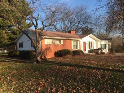 Franklin County, Delaware County, Fairfield County, Hocking County, Licking County, Madison County, Morrow County, Perry County, Pickaway County, Union County Single Family Home For Sale: 1976 Coldspring Drive