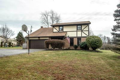 Westerville Single Family Home Contingent Finance And Inspect: 4377 E Walnut Street