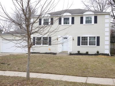 Franklin County, Delaware County, Fairfield County, Hocking County, Licking County, Madison County, Morrow County, Perry County, Pickaway County, Union County Single Family Home For Sale: 5309 Torchwood Loop S