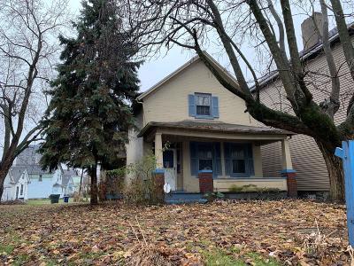 Columbus Single Family Home For Sale: 1435 Mount Vernon Avenue