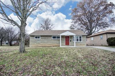 Franklin County, Delaware County, Fairfield County, Hocking County, Licking County, Madison County, Morrow County, Perry County, Pickaway County, Union County Single Family Home For Sale: 3299 Norwood Street