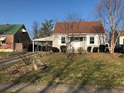 Franklin County, Delaware County, Fairfield County, Hocking County, Licking County, Madison County, Morrow County, Perry County, Pickaway County, Union County Single Family Home For Sale: 1718 Piedmont Road