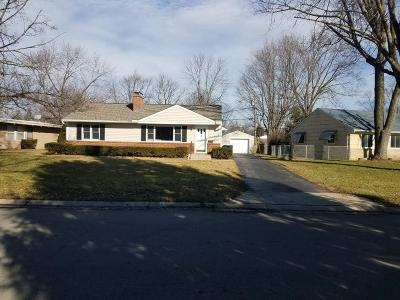 Hilliard Single Family Home Contingent Finance And Inspect: 5244 Conklin Drive