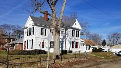 Circleville Multi Family Home For Sale: 374 E Main Street