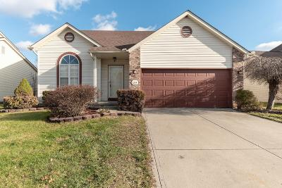 Columbus Single Family Home For Sale: 1334 Wild Oats Drive