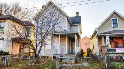 Columbus Single Family Home For Sale: 59 Dakota Avenue