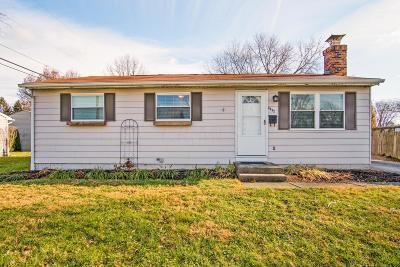 Westerville Single Family Home Contingent Finance And Inspect: 6092 Paris Boulevard N