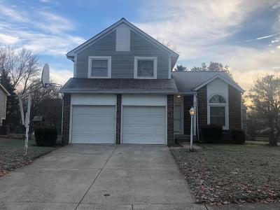 Hilliard Single Family Home Sold: 4804 Augustus Court