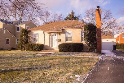 Single Family Home For Sale: 380 E Weisheimer Road