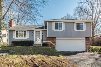 Westerville Single Family Home Contingent Finance And Inspect: 4365 Yellowhammer Drive