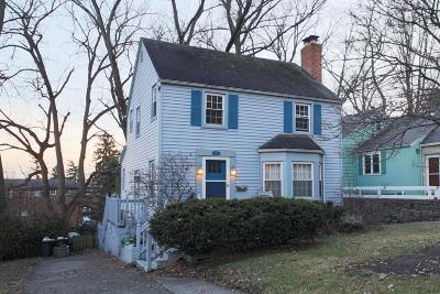 Single Family Home For Sale: 1281 Bluff Avenue