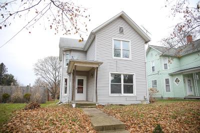 Utica Single Family Home For Sale: 417 North Street