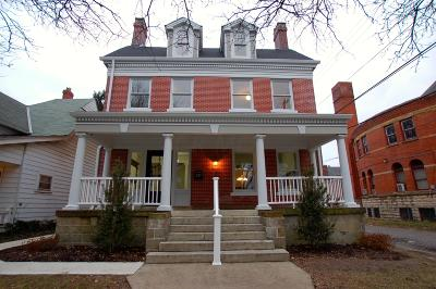 Columbus Single Family Home For Sale: 237 S 18th Street