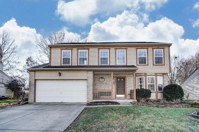 Single Family Home For Sale: 548 Ablemarle Circle