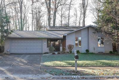 Westerville Single Family Home Contingent Finance And Inspect: 1107 E College Avenue
