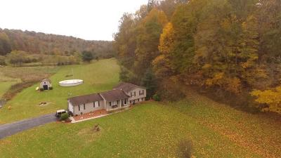 Sugar Grove Single Family Home For Sale: 4290 Chicken Coop Road