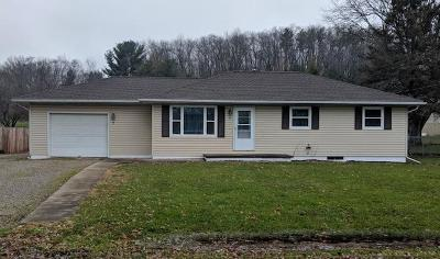 Fredericktown Single Family Home Contingent Finance And Inspect: 9 Ottawa Avenue