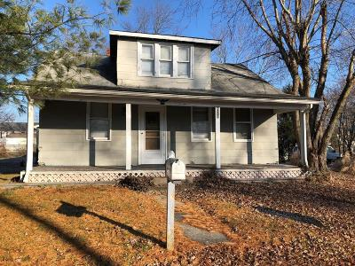 Etna Single Family Home For Sale: 828 Pike Street SW