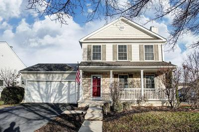 Dublin Single Family Home Contingent Finance And Inspect: 5372 Winters Run Road