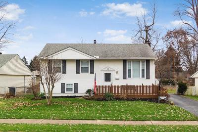 Gahanna Single Family Home Sold: 194 Regents Road