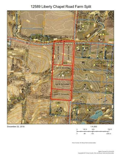 Mount Vernon Residential Lots & Land For Sale: Liberty Chapel Road