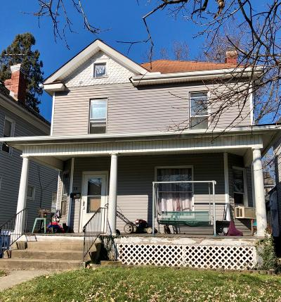 Newark Single Family Home For Sale: 28 Wyoming Street