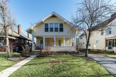 Single Family Home For Sale: 1496 Wyandotte Road