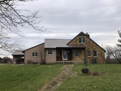 Pike County Single Family Home For Sale: 1193 Turner Road