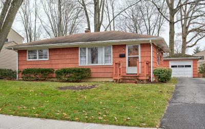 Westerville Single Family Home Contingent Finance And Inspect: 249 E Plum Street