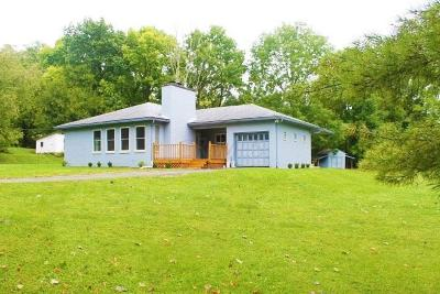 Mount Vernon OH Single Family Home For Sale: $119,777