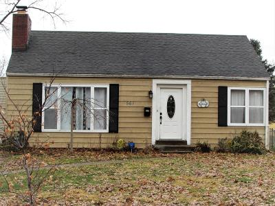 Circleville Single Family Home For Sale: 561 Springhollow Road