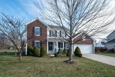 Single Family Home For Sale: 816 Warthling Court