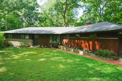 Columbus Single Family Home For Sale: 350 E Cooke Road
