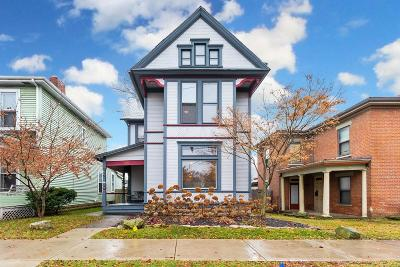 Columbus Single Family Home For Sale: 305 W 3rd Avenue