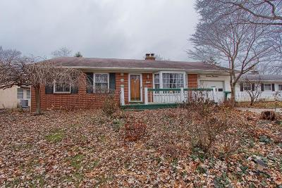 Single Family Home Sold: 1119 Carrousel Drive E