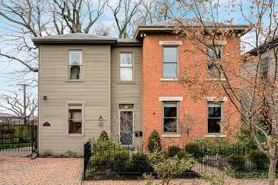 Columbus Single Family Home For Sale: 661 S Grant Avenue