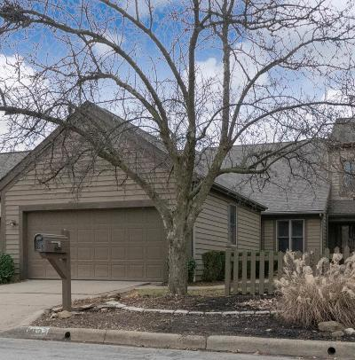 Westerville Single Family Home For Sale: 1253 Millstone Square