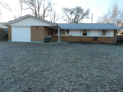Westerville Single Family Home Contingent Finance And Inspect: 3515 Paris Boulevard