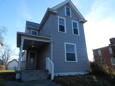 Single Family Home For Sale: 804 S 18th Street