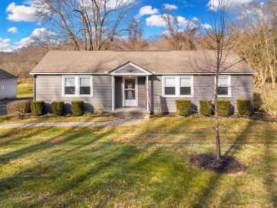 Single Family Home Sold: 595 Welsh Hills Road NE
