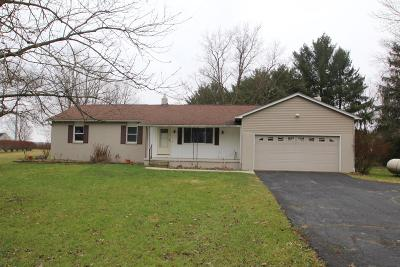 Sunbury Single Family Home For Sale: 15088 E State Route 37
