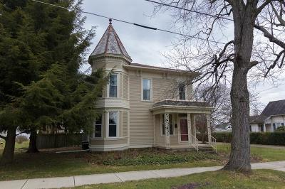 Mount Vernon Single Family Home For Sale: 711 E High Street