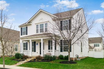 Westerville Single Family Home For Sale: 673 Olde Mill Drive