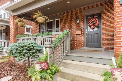 Columbus Single Family Home For Sale: 269 Stewart Avenue
