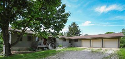 Lancaster Single Family Home For Sale: 2681 Lancaster-Newark Road NE
